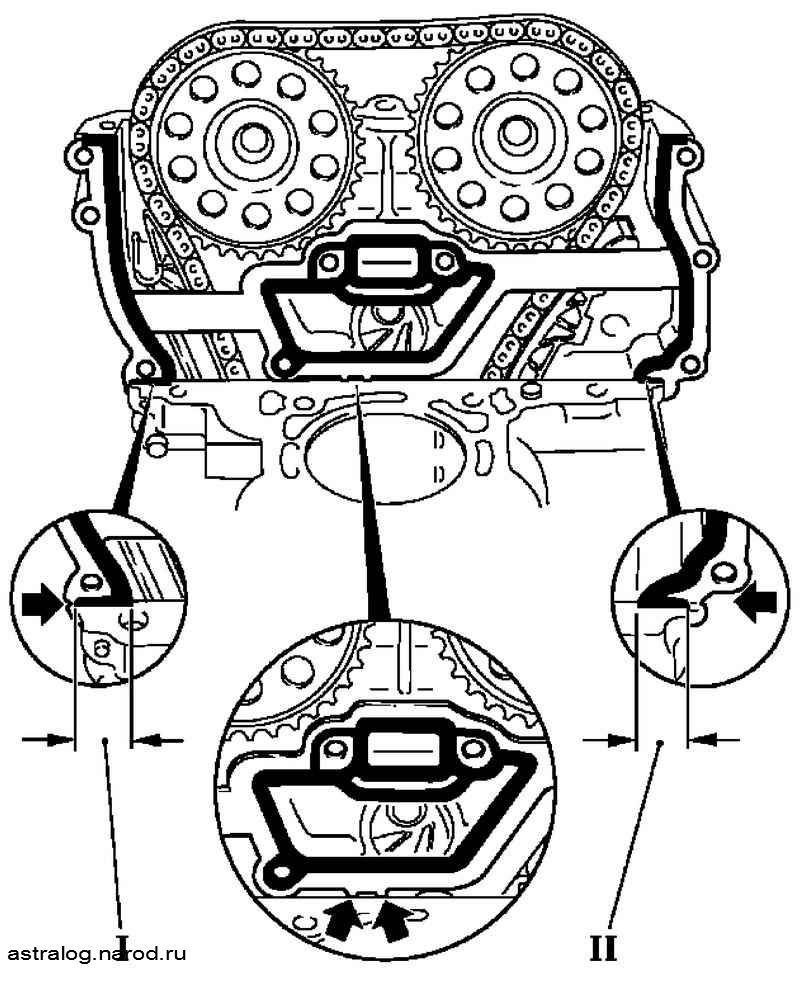 Рисунок 2 224 прокладка механизма